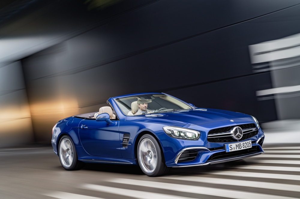 Blue 2017 Mercedes-AMG SL65 - Mercedes-Benz of Scottsdale