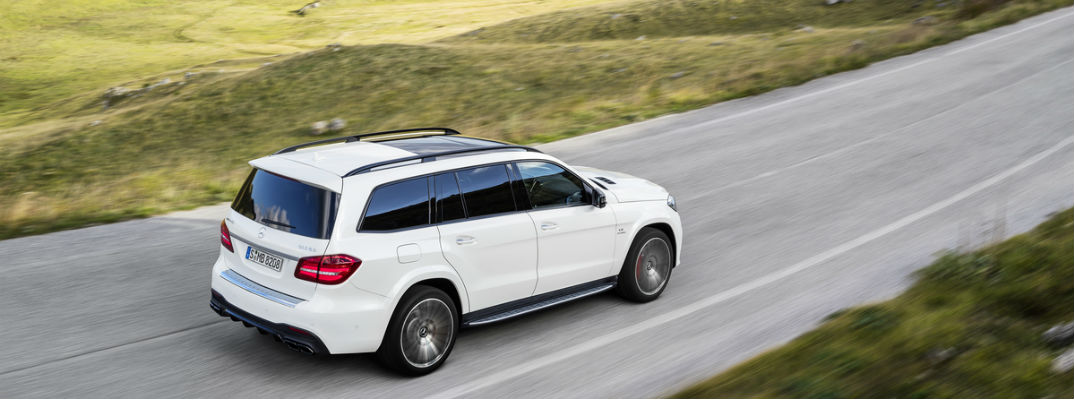 2017 Mercedes-Benz GLS-Class New Features