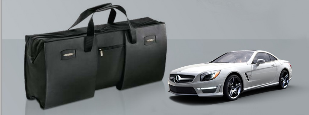 2017 Mercedes Benz Sl Class Rear Shelf Bag
