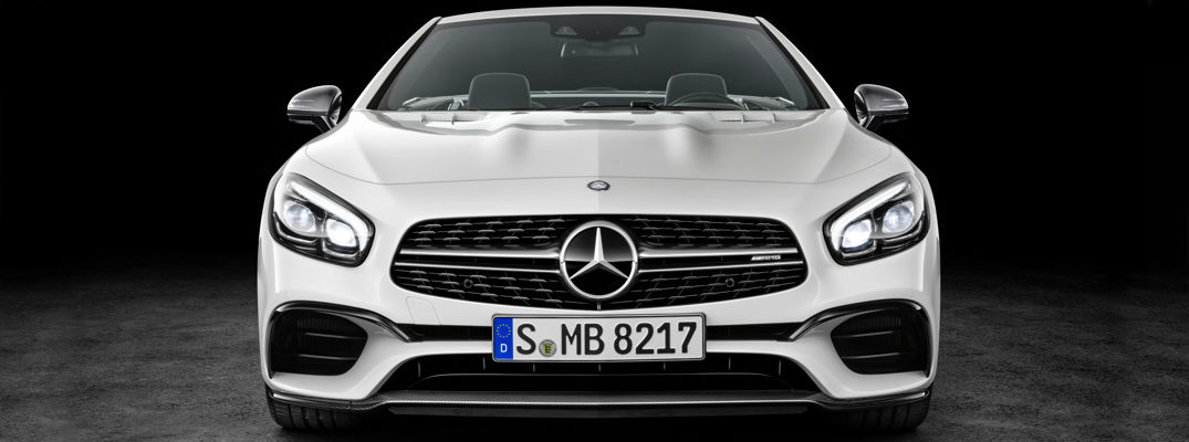 2017 Mercedes-Benz SL Facelift