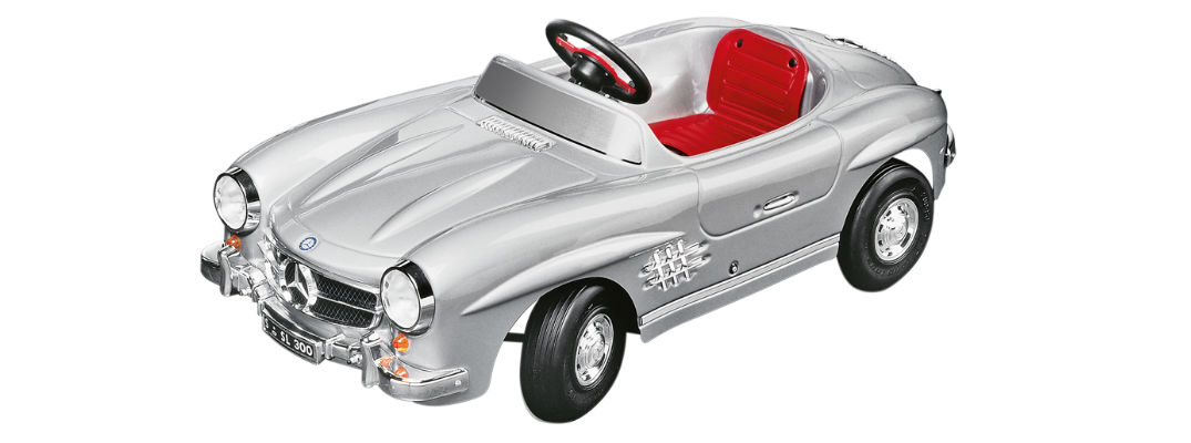 Mercedes-Benz Pedal Cars