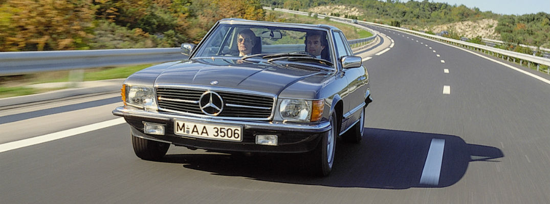 Mercedes Roadside Assistance >> 1971-1981 R107 Mercedes-Benz SLC Coupe History