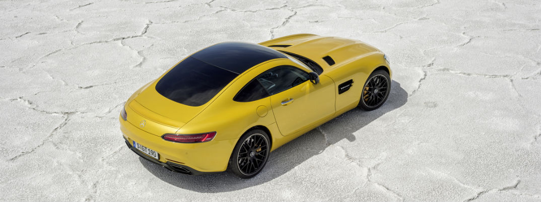 When Is The 2018 Mercedes Amg Gtc Release Date
