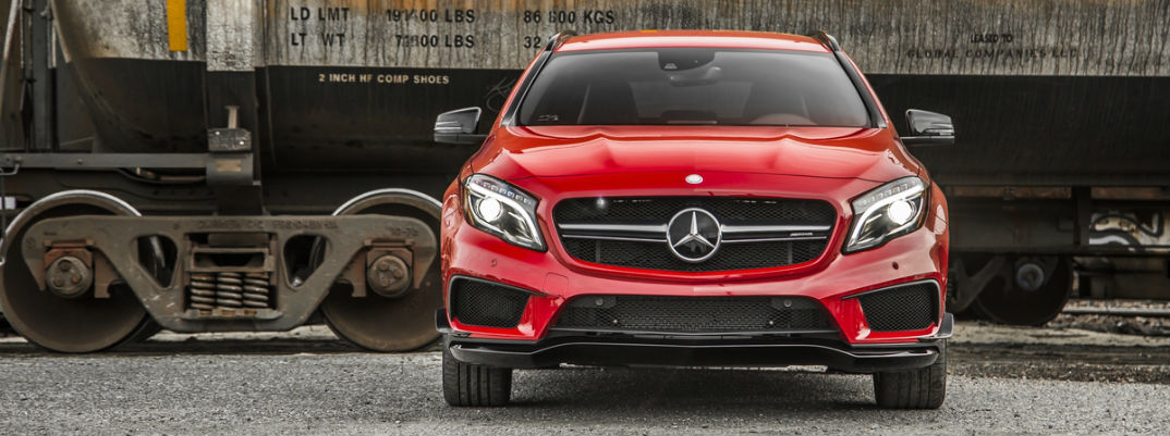 2018 Mercedes-Benz GLA Coupe Release Date