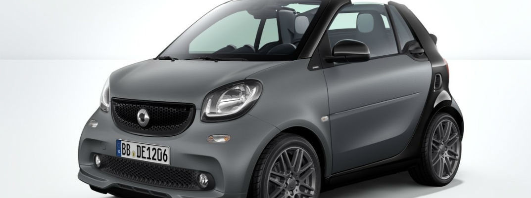2017 smart fortwo brabus sport package for Mercedes benz smart fortwo
