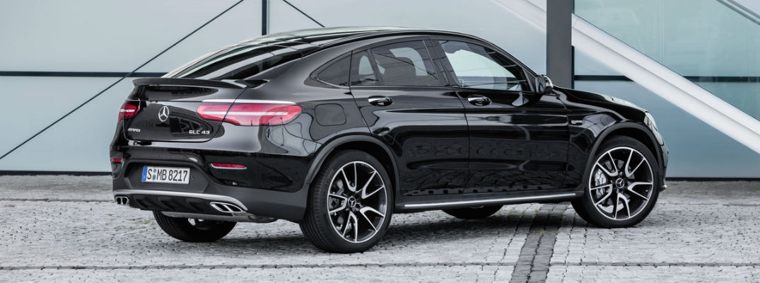 Get Ready For The Mercedes-AMG GLC43 Coupe Debut!
