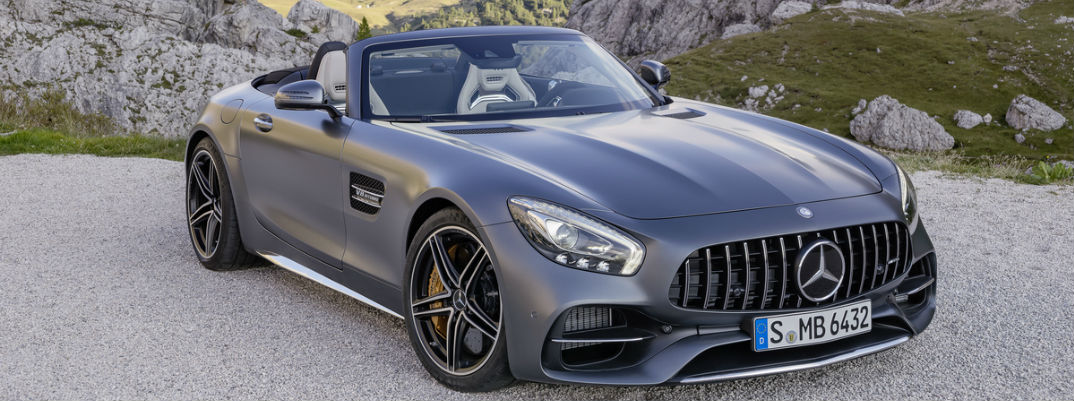 2018 Mercedes Benz Gt C Roadster Video And Pictures