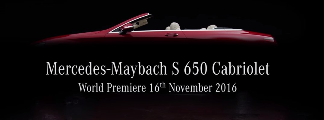 2018 mercedes maybach s650.  s650 free live stream of new mercedesmaybach sclass convertible launch with 2018 mercedes maybach s650