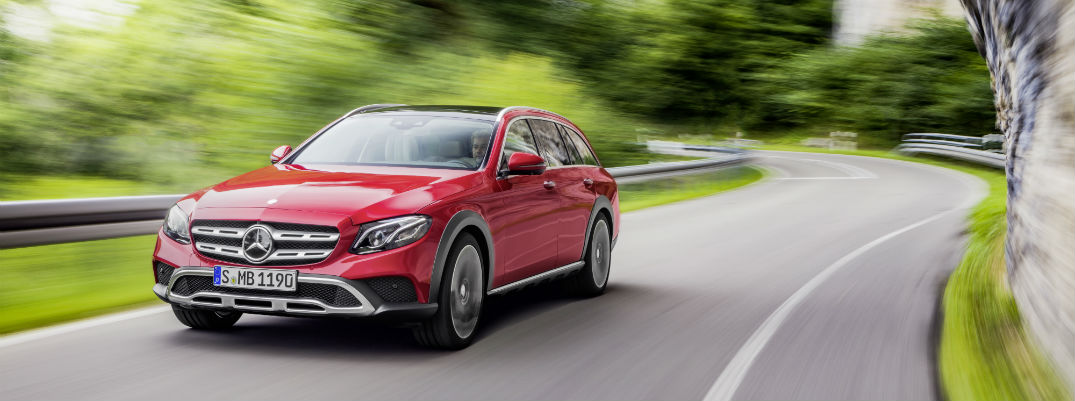 2017 Mercedes-Benz E-Class All Terrain Photo Gallery
