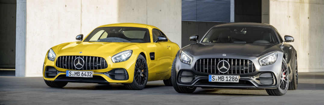 Mercedes-Benz AMG® GT C Coupe