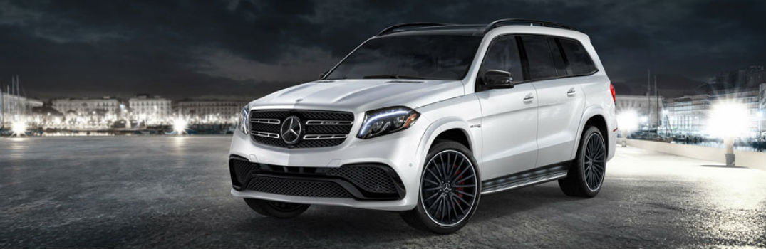 2017 Mercedes-Benz GLS Towing Capacity