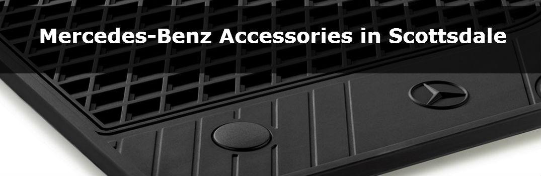 Mercedes-Benz SUV Accessories in Scottsdale