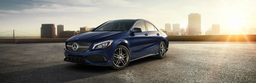 Mercedes-Benz CLA 250 Technology Features