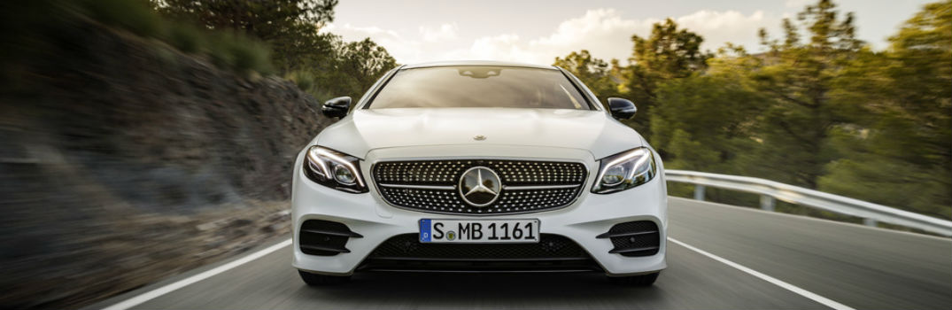 2018 Mercedes-Benz E-Class Coupe Release Date