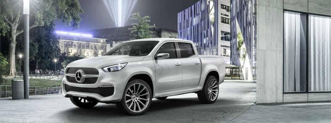 VIDEO: Introducing the first of a new kind with the Mercedes-Benz X-Class
