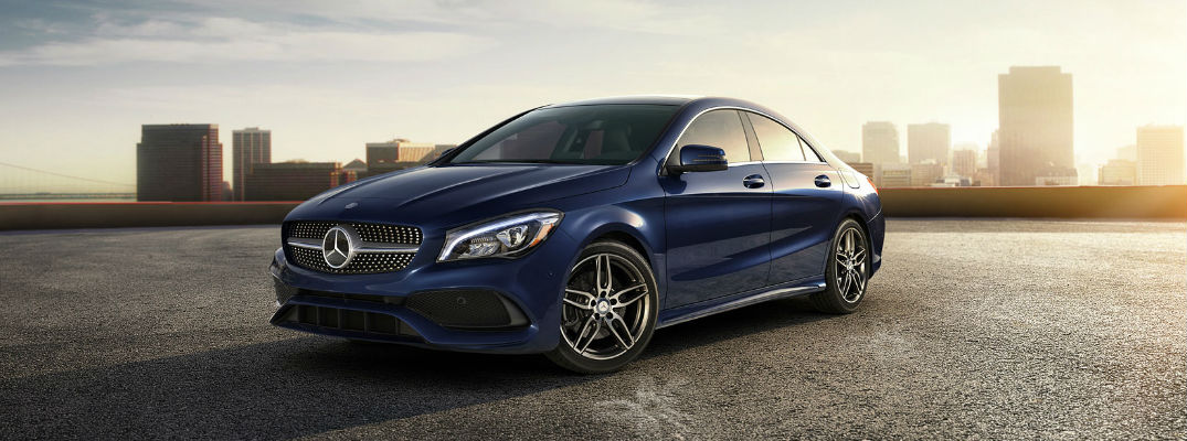 2018 Mercedes Benz Cla 250 Coupe Night Appearance Package