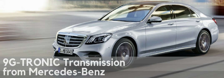 mercedes-benz scottsdale 9g-tronic automatic transmission