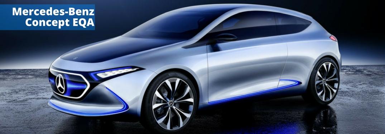 2018 mercedes-benz electric showcar concept eq eqa compact scottsdale
