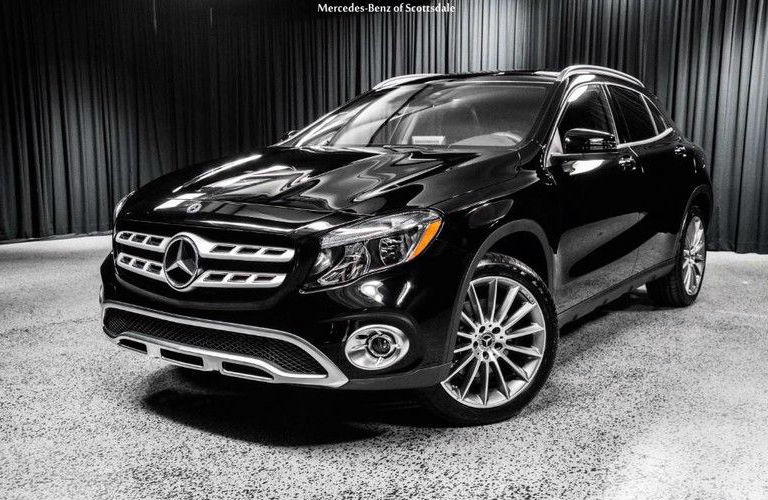 pitch black friday sales event at mercedes benz of scottsdale
