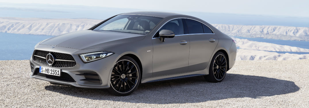 2019 Mercedes Benz CLS Coupe Performance Specs And Interior Features