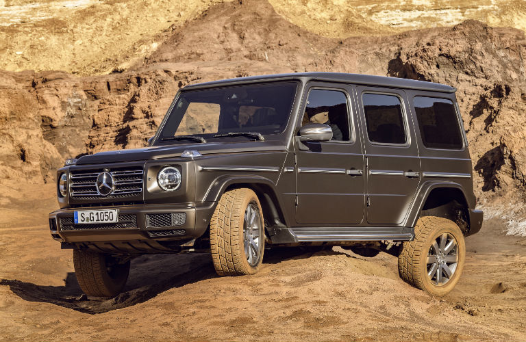 2019 Mercedes Benz G Class Off Road Performance Specs