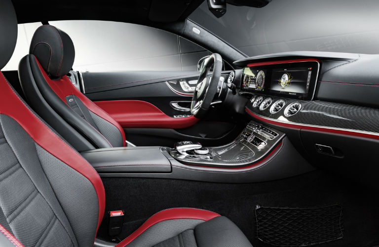 2019 E 53 Coupe Cabin Red Black O Mercedes Benz Of Scottsdale