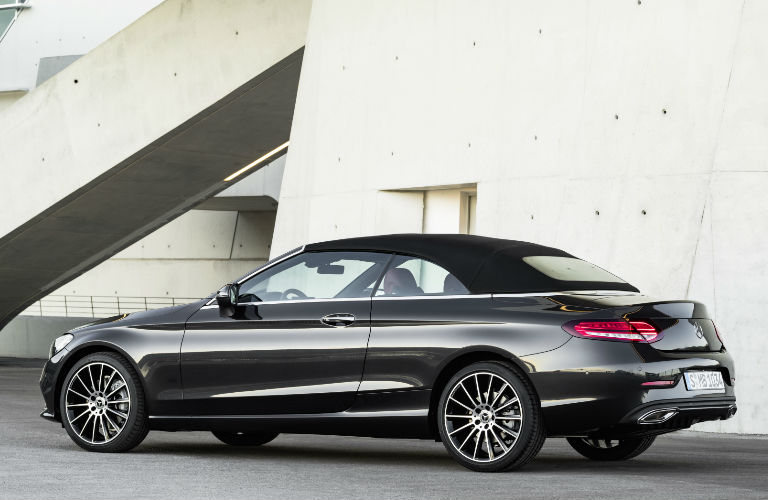 2019 Mercedes Benz C Class Cabriolet Changes And Standard Features