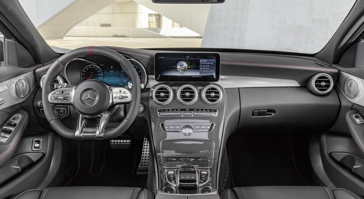 2019 Mercedes Amg C43 5 O Mercedes Benz Of Scottsdale