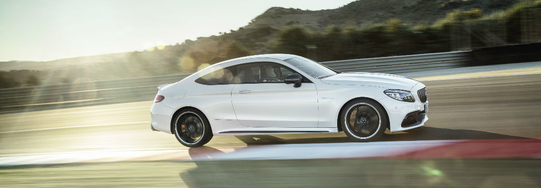 What Does The New 2019 Mercedes Amg C 63 S Coupe Look Like