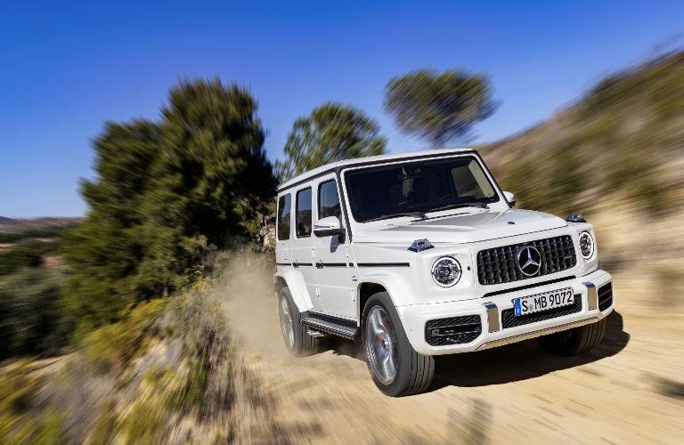 2019 Amg G 63 White Sand O Mercedes Benz Of Scottsdale