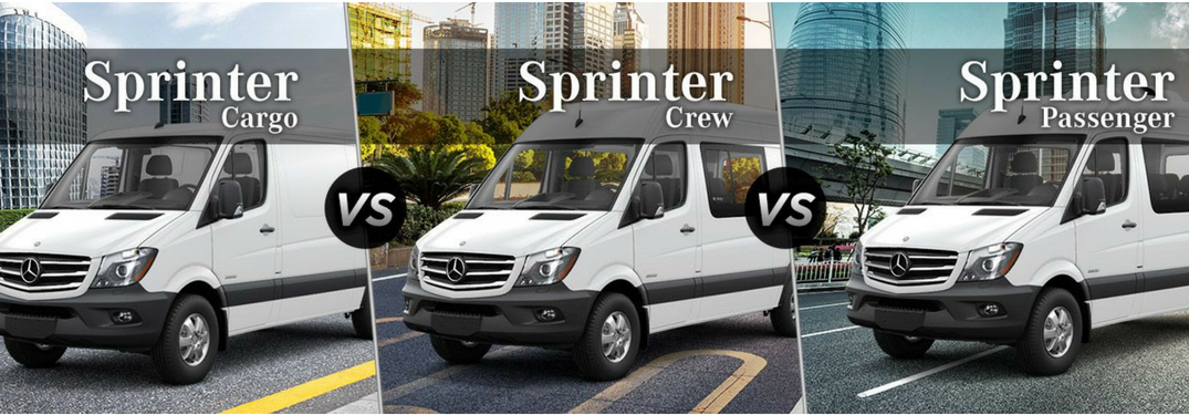 c19d8e6550 What are the differences between Sprinter Cargo