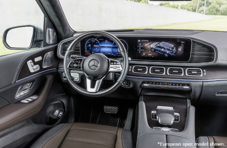 2020 Mercedes Benz Gle Features And Specifications