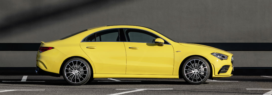 Is there a new 2020 Mercedes-Benz AMG® CLA trim?