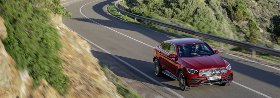 e6262e42277ede What s new for the 2020 Mercedes-Benz GLC Coupe