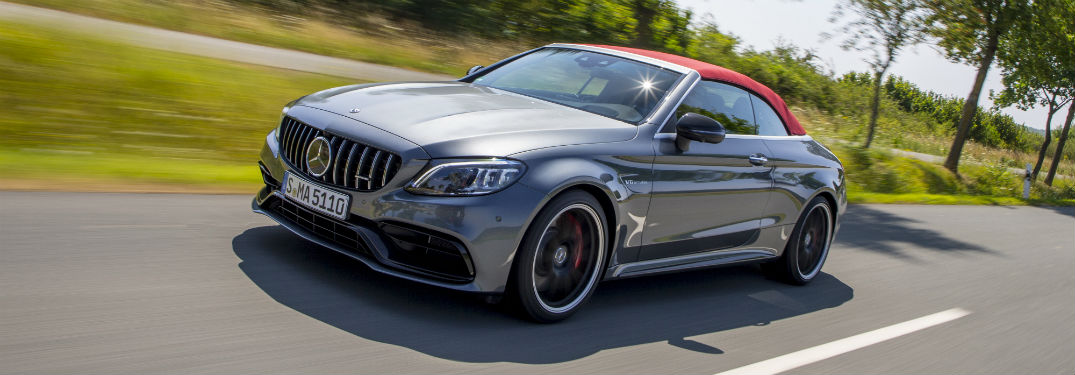 0 to 60 mph acceleration time of the 2019 Mercedes-Benz C-Class