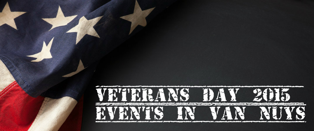 Veterans Day events near Van Nuys