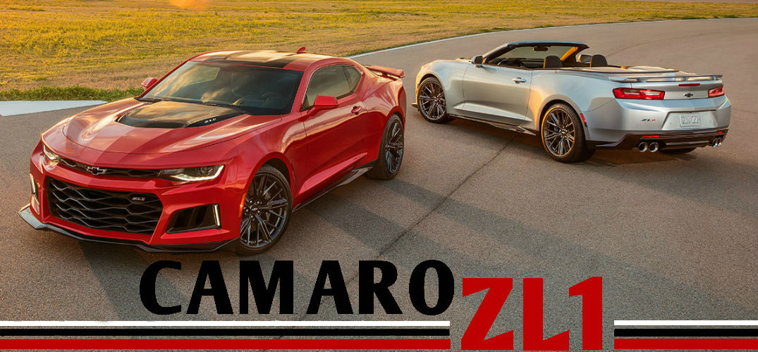 2017 Chevy Camaro Zl1 Engine And Transmission