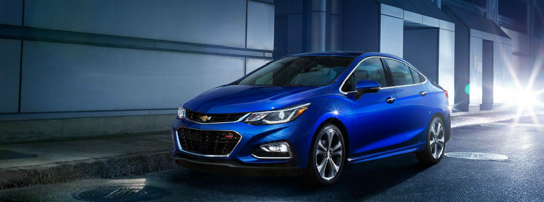Fuel economy rating of 2017 Chevy Cruze dominates its competition