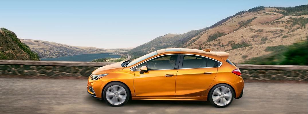 Innovative safety features available in 2017 Chevy Cruze help deliver top safety rating
