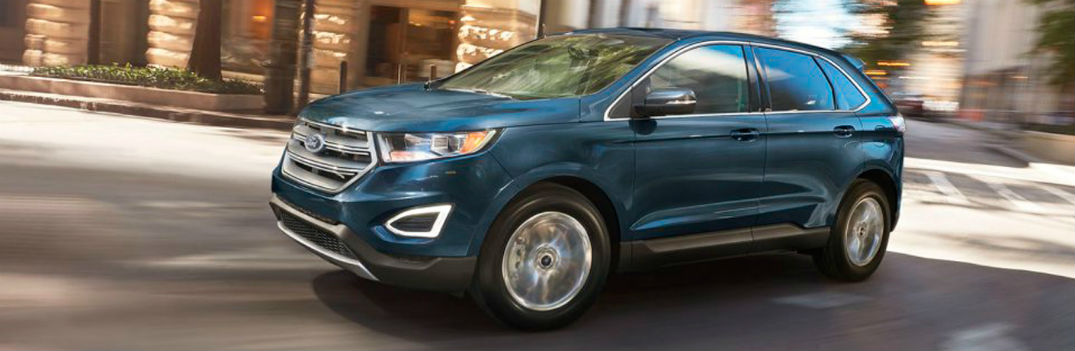 2017 Ford Edge Safety Rating