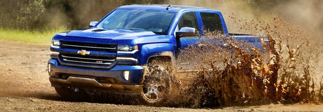 2018 Chevy Silverado 1500 delivers impressive power and capability thanks to three engine options