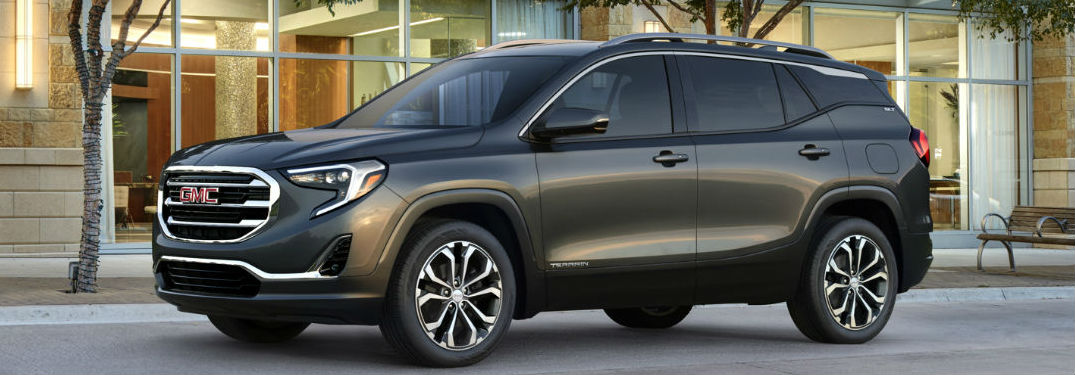 Gmc Terrain Crossover Suv Offers Impressive Amount Of Passenger And