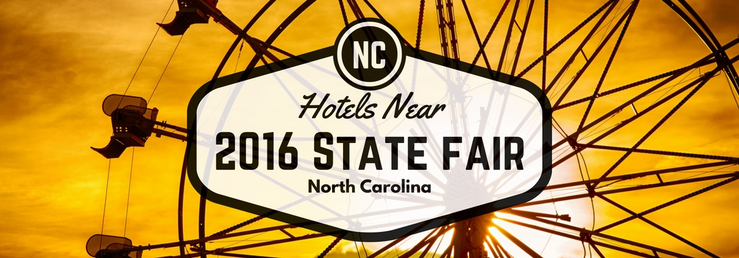 What Hotels Are Close To The North Carolina State Fair