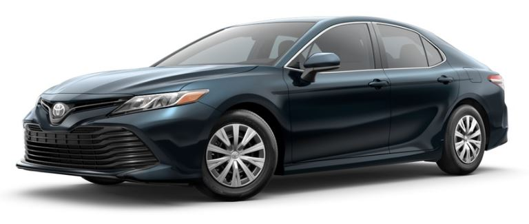 Camry Xse 2017 >> 2018 Toyota Camry color options