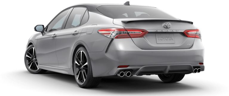 2017 Toyota Corolla Le White >> 2018 Toyota Camry color options