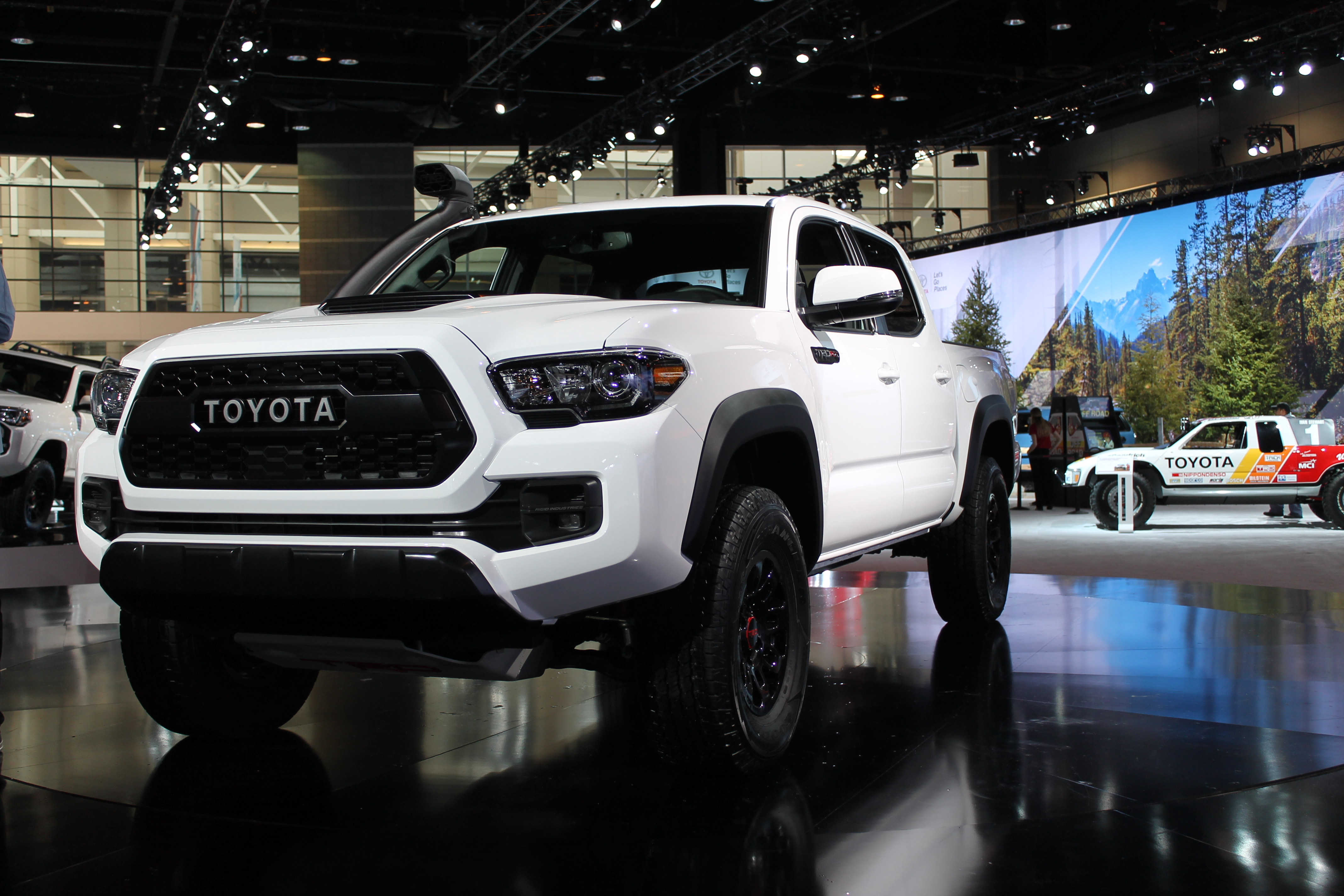 2019 Toyota TRD Pro Models at the Chicago Auto Show 2018 ...