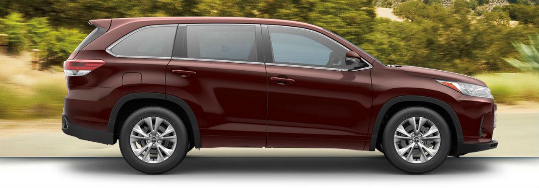 2017 toyota highlander trim levels features and specs. Black Bedroom Furniture Sets. Home Design Ideas