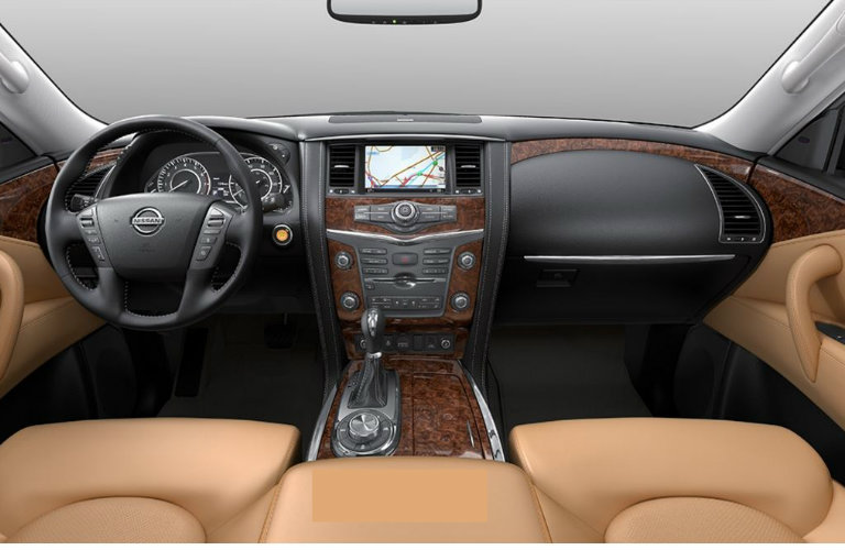 Nissan Frontier Interior Color Codes