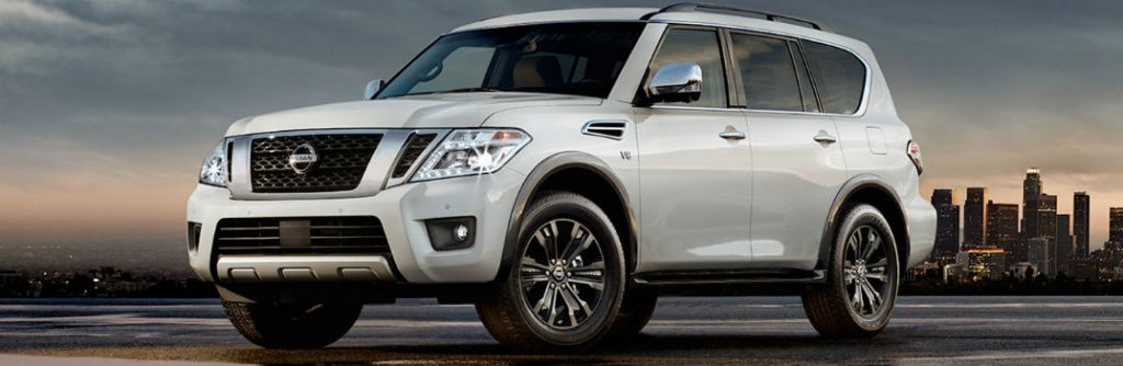 2017 Nissan Armada Towing and Performance Specs