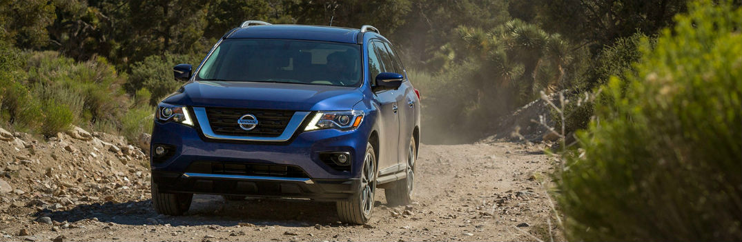 How Many Passengers Can the 2017 Nissan Pathfinder Hold?